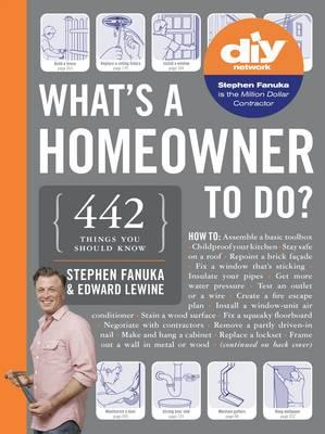 What's a Homeowner to Do? By Fanuka, Stephen/ Lewine, Edward